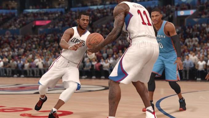 NBA Live 16 Video Game