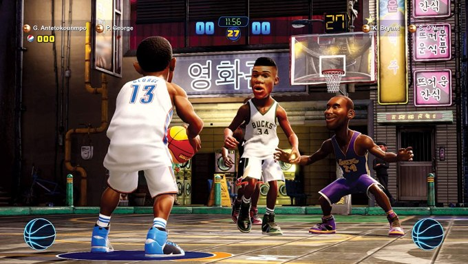 Nba 2K Playgrounds 2 Video Game
