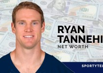 Ryan Tannehill Net Worth, Salary, Contract