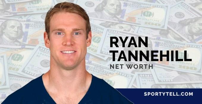 Ryan Tannehill Net Worth, Salary, Contract