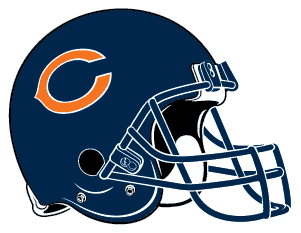 Chicago Bears Logo/Helmet Image