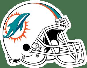 Miami Dolphins Logo/Helmet Image
