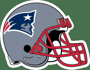 New England Patriots Logo/Helmet Image