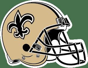 New Orleans Saints Logo/Helmet Image