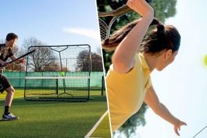 Top-10 Best Tennis Trainers & Rebounders 2020