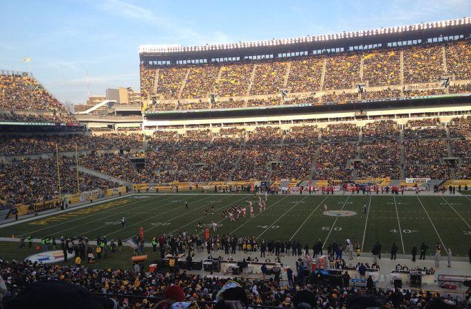 Loudest NFL Stadiums - Heinz Field (Pittsburgh Steelers)