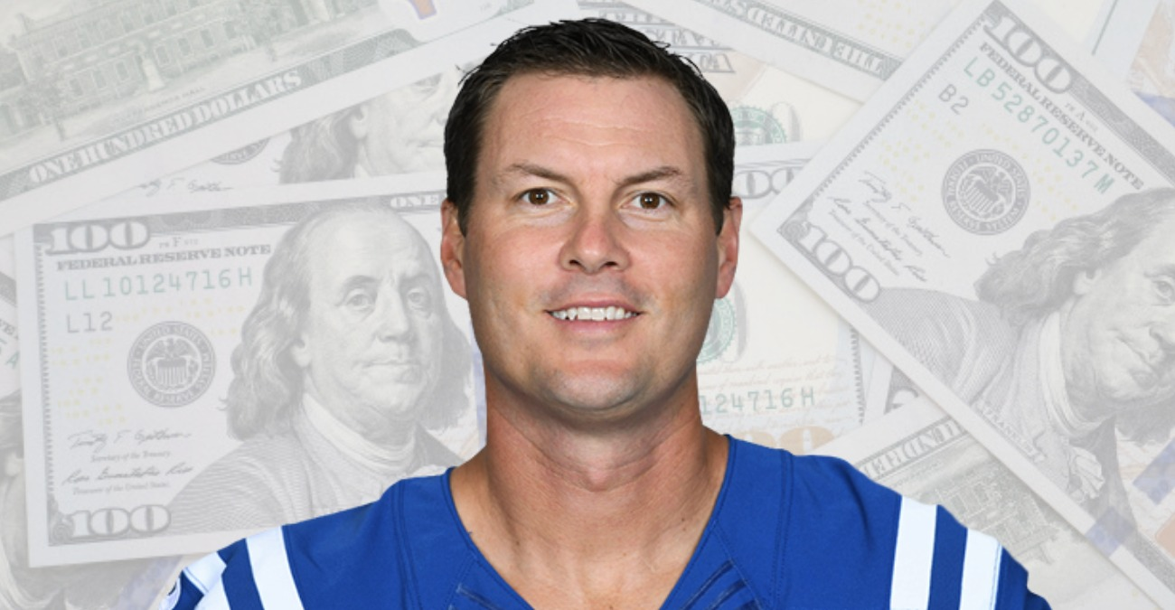 Philip Rivers Net Worth Salary Contract 2021 Sportytell