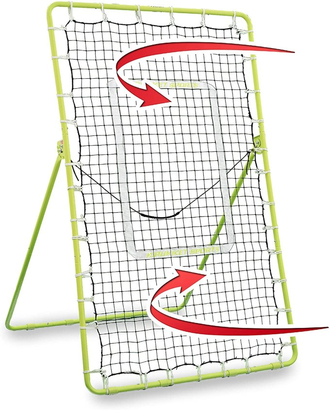 Rukket Tennis Practice Rebounder Net