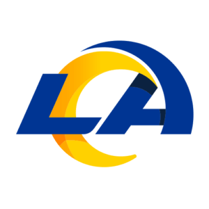 Los Angeles Rams Team Transparent Logo