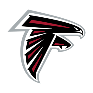 Atlanta Falcons Team Transparent Logo