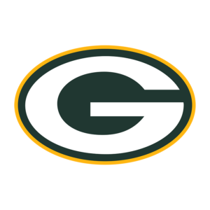 Green Bay Packers Team Transparent Logo