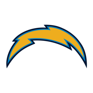 Los Angeles Chargers Team Transparent Logo