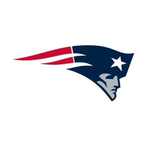 NFL New England Patriots Team Transparent Logo