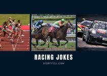 Hilarious Jokes About Racing