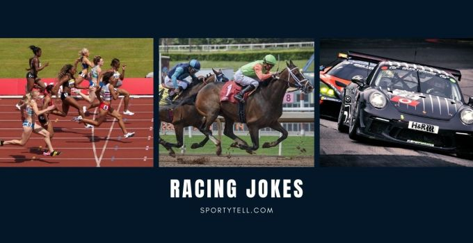Hilarious Jokes About Racing