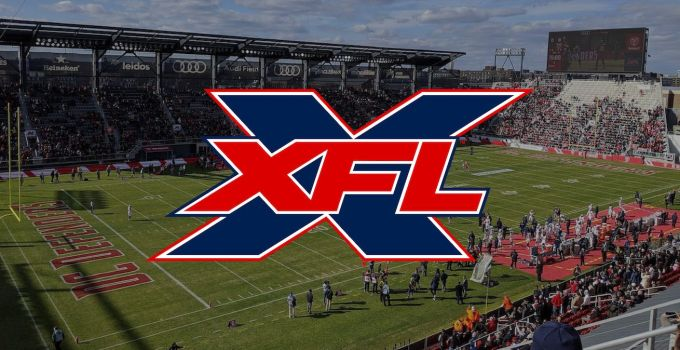 List Of XFL Team Names, Logos & Stadiums