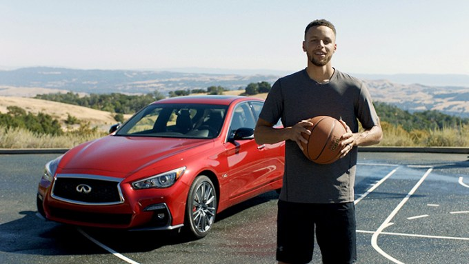 Stephen Curry's Cars
