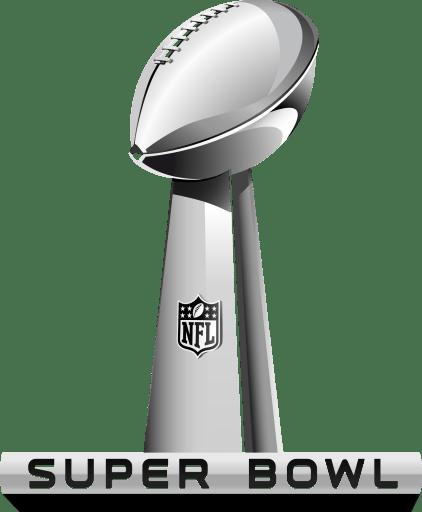 Super Bowl Logo – Vince Lombardi Trophy