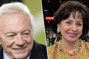 Top-20 Richest NFL Owners 2021