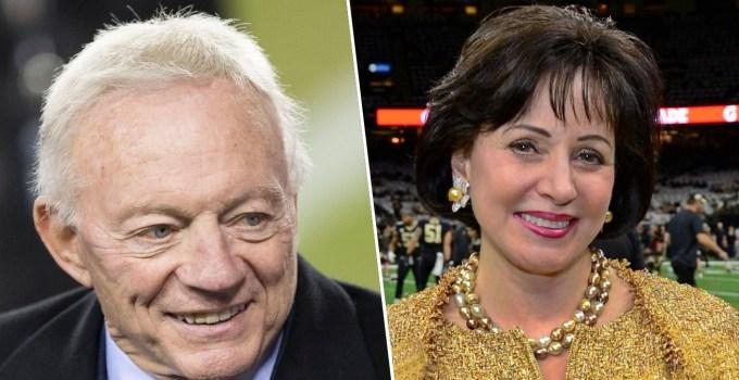 Top Billionaire Richest NFL Owners