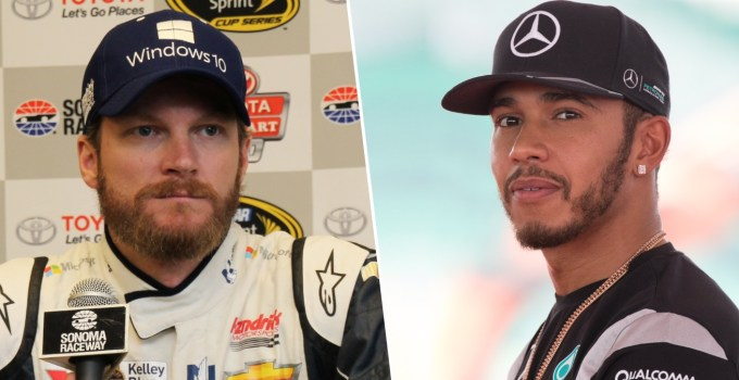 Top World's Richest Race Car Drivers