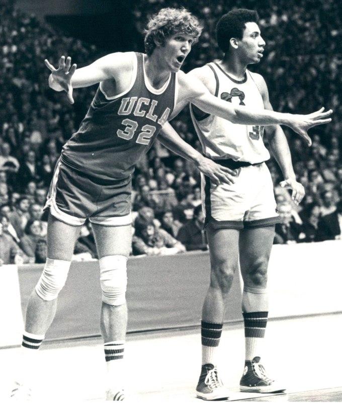 Bill Walton at UCLA