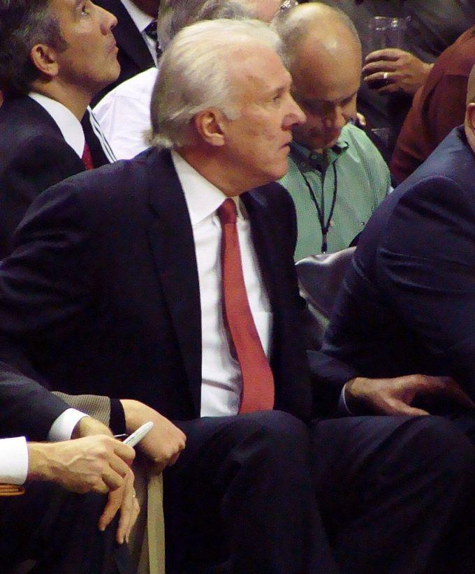 Gregg Popovich – Greatest NBA Coaches