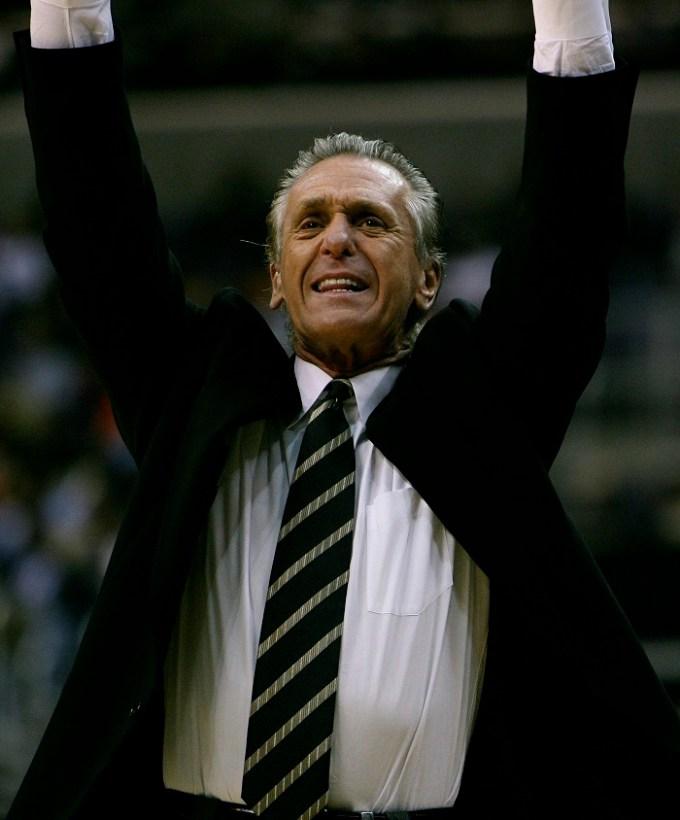 Pat Riley – Best NBA Head Coach