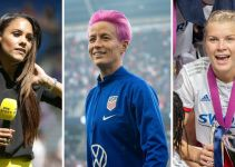 Top-20 Most Influential Women In Soccer