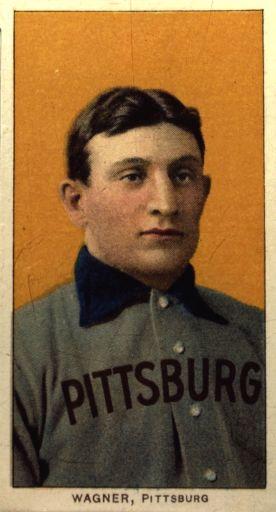 Wagner Honus T206 card