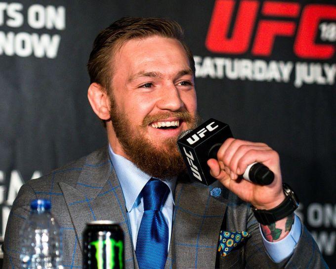Conor McGregor — Richest MMA Fighter