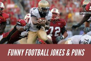 60+ Hilariously Funny Football Jokes, Puns & One-Liners