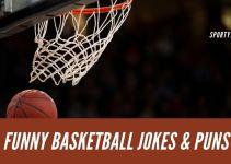 Hilariously Funny Basketball Jokes & Puns