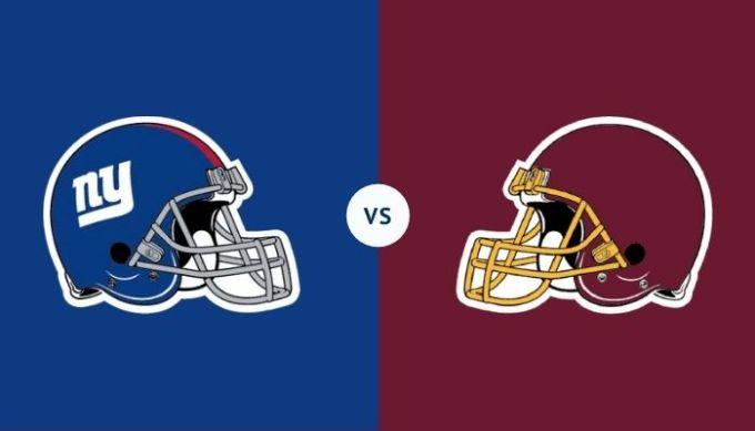 Washington Football Team vs New York Giants Rivalry