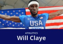Will Claye Biography Facts, Childhood, Early Life, Career, Personal Life