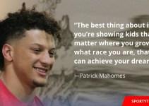 30 Inspirational Patrick Mahomes Quotes