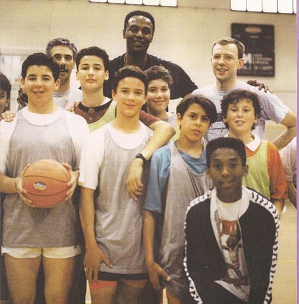 NBA Players as Kids