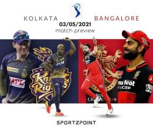 Fantasy Cricket Dream11 Team Prediction: KKR Vs RCB 30th Match IPL Fantasy League Preview