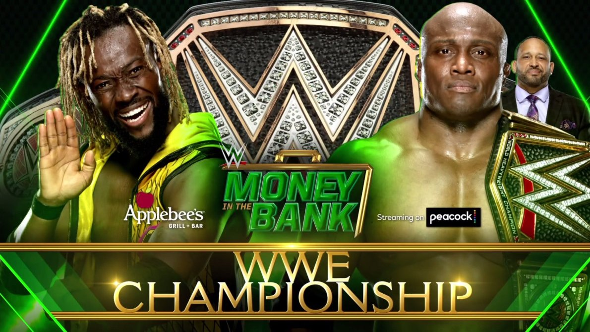 WWE Money In The Bank 2021: Two Title Matches; Ladder Match Participants  Revealed