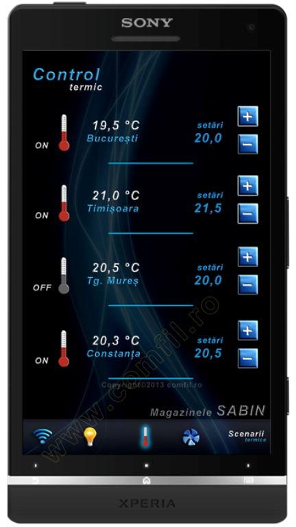 control_termic