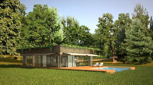 Design atemporal si respect pentru mediu, integrate in case prefabricate: sistemul P.A.T.H.