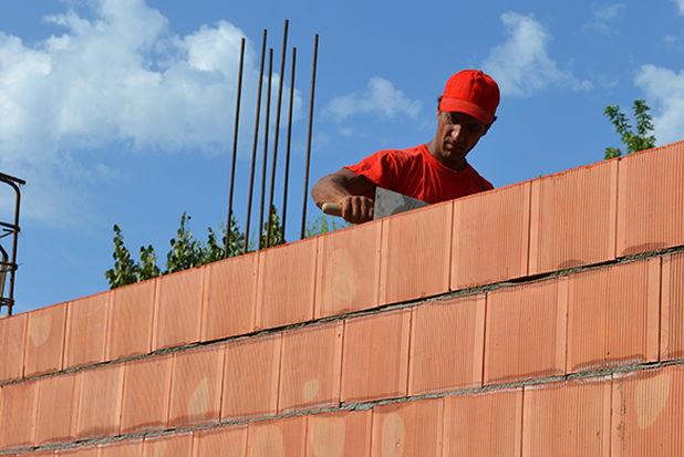 Wienerberger: in 2014, piata materialelor de zidarie inregistreaza crestere