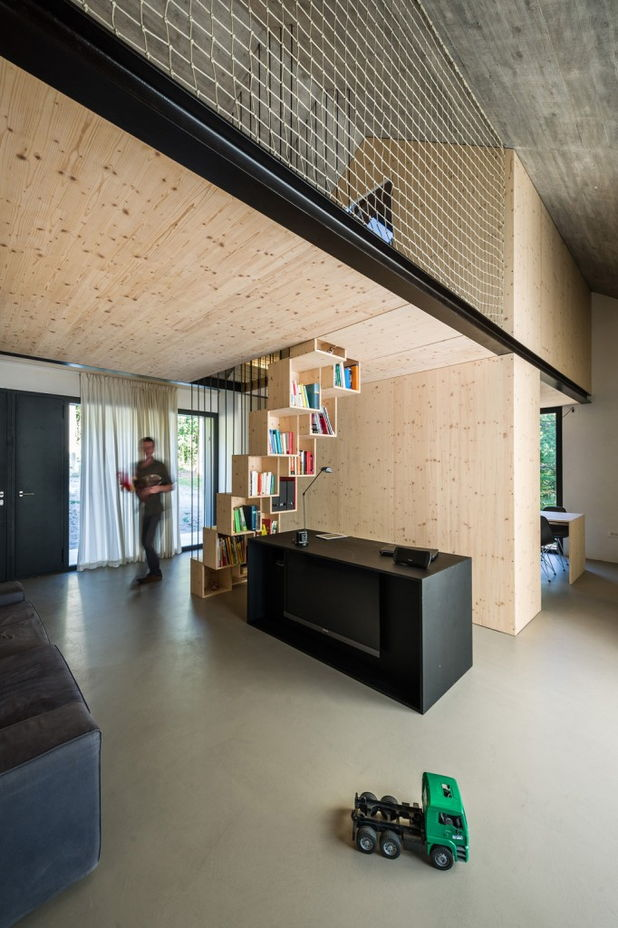 Casa in casa, un concept tot mai utilizat in arhitectura interioarelor