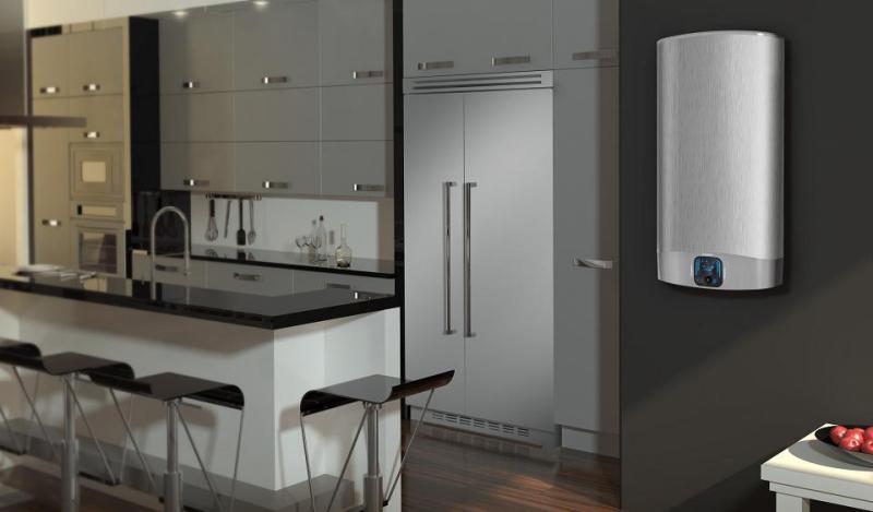 VELIS Evo, noile modele de boilereAriston Thermo cu design special