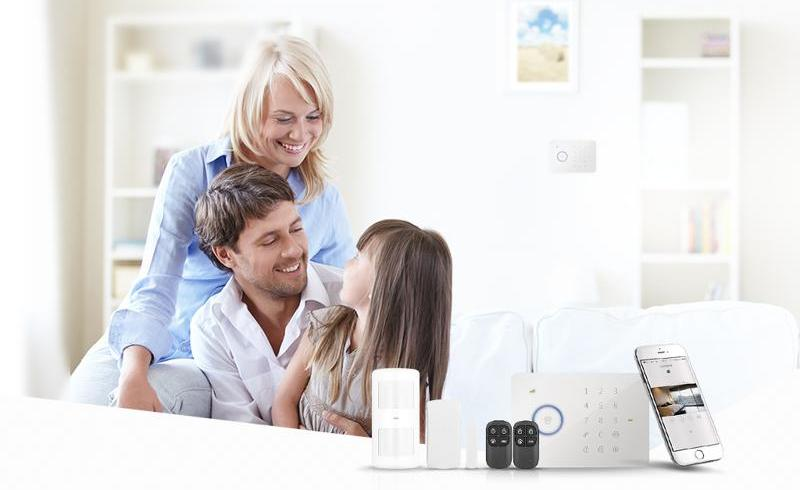 Sistemul de alarmă wireless – paznicul discret al casei tale