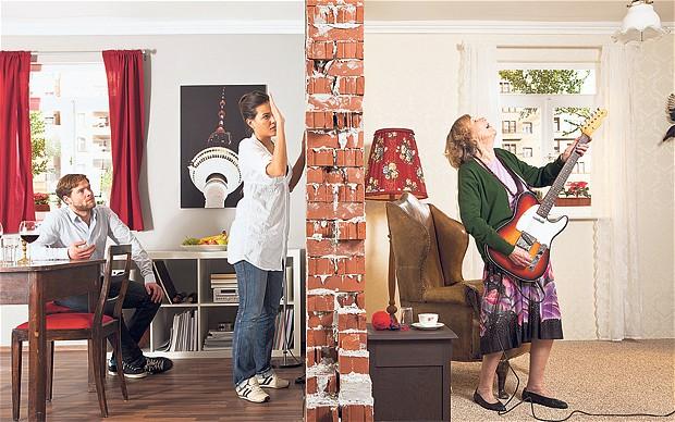 Izolaţia fonică. Elemente de construcţie şi lucrări de fonoizolare pentru o casă liniştită