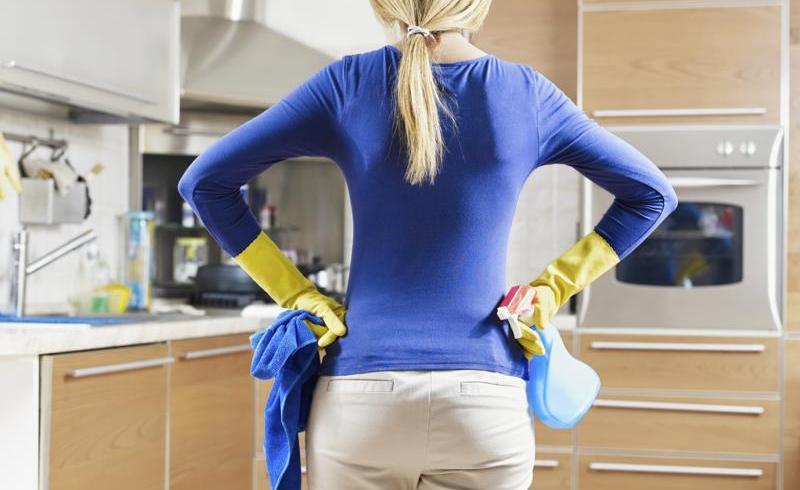 Casă nouă? Curăţenie generală? Planificarea şi produsele de curăţenie sunt prietenii tăi