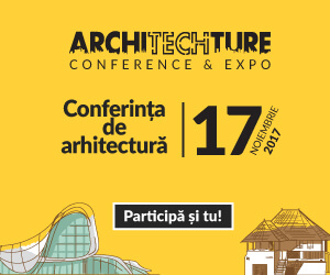 Proiecte de anvergură și atragerea de fonduri europene la ArchiTECHture Conference & Expo