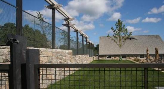 Cel mai rapid mod de a ridica un gard solid și durabil