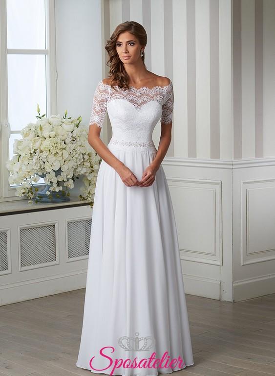 Abiti Da Sposa Semplici Prezzi : abiti, sposa, semplici, prezzi, Abiti, Sposa, Semplici